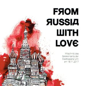 CD From Russia with Love
