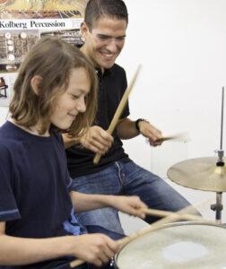 Schule für Schlagzeug